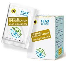 Cóctel de linaza antiparasitario, 10 g