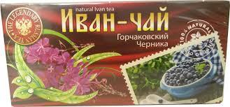 "IVAN-TEA""GORCHAKOVSKY"" BLACKBERRY FERMENTADO"