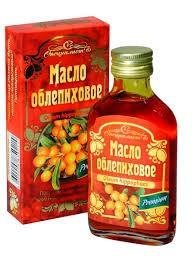 Aceite de espino amarillo, 250 ml.