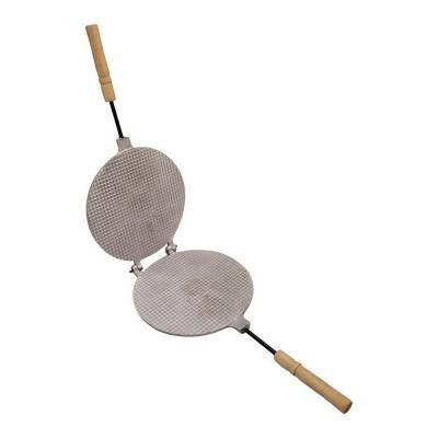 Fuente para hornear gofres a gas, 22 cm