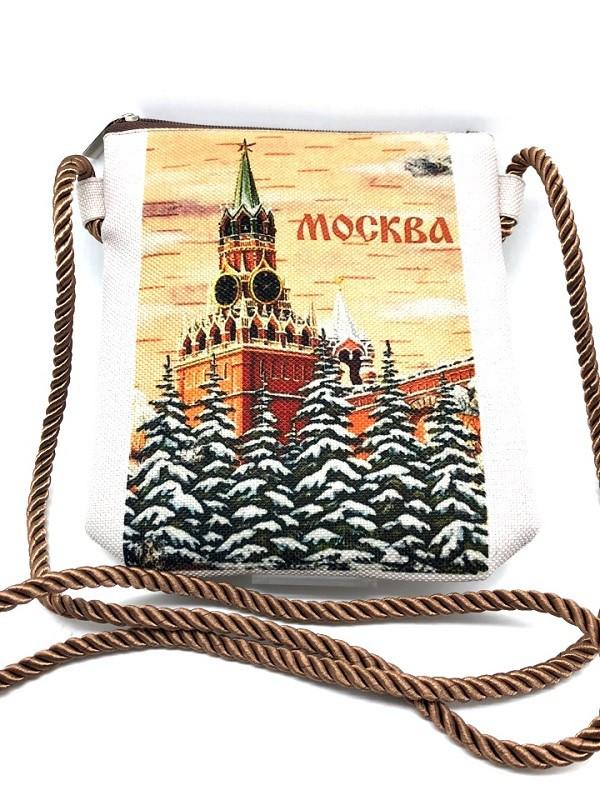 Bolso Monumentos de Moscu