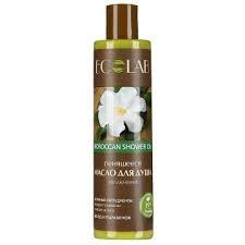 Ecolab Aceite de ducha con extracto de camelia, 250 ml