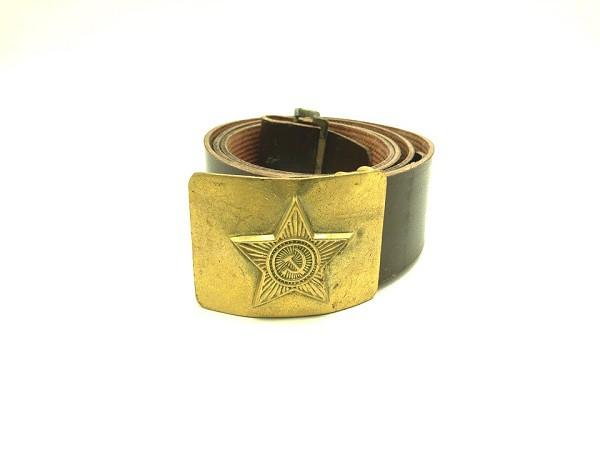 Cinturón de soldado URSS