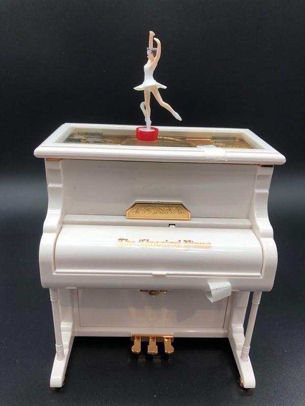 "Caja de música ""Piano"""