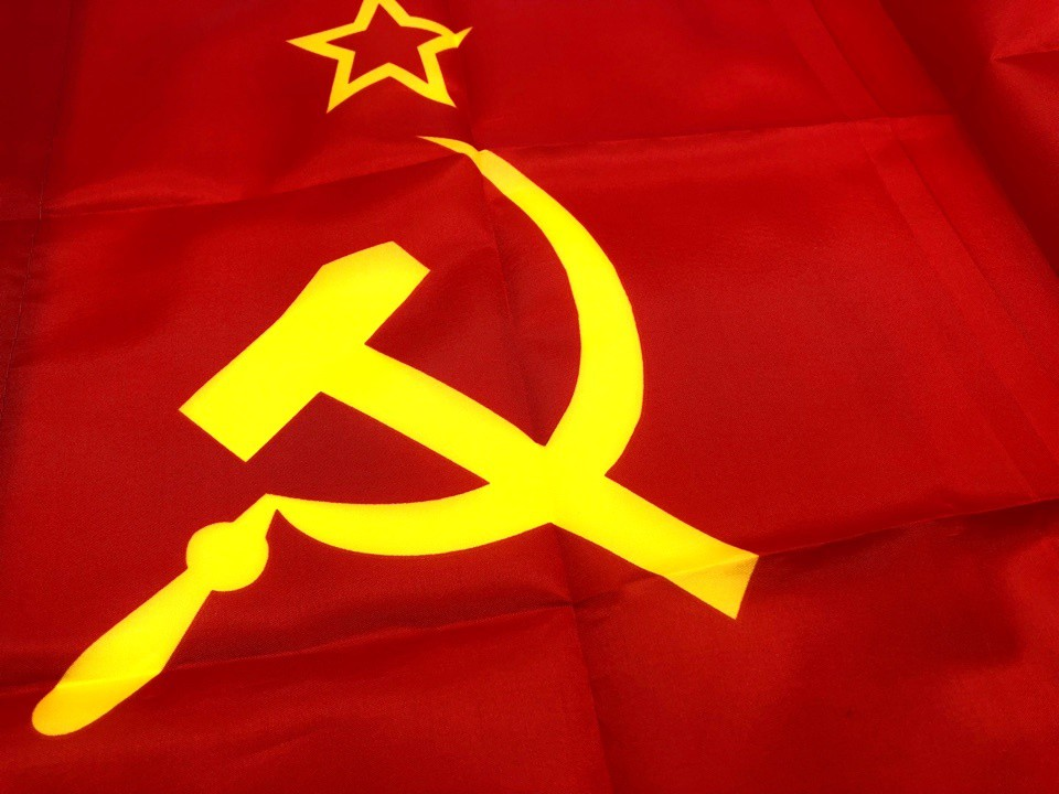 "Bandera ""СССР"", 60*90cm"