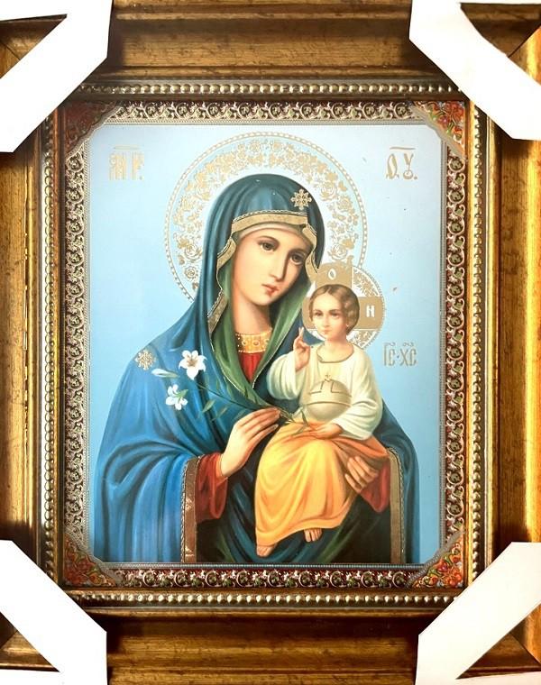 "Icono ""Flor inmaculada"", 20 * 23 cm"
