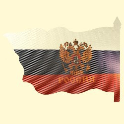 Pegatinas Rusia