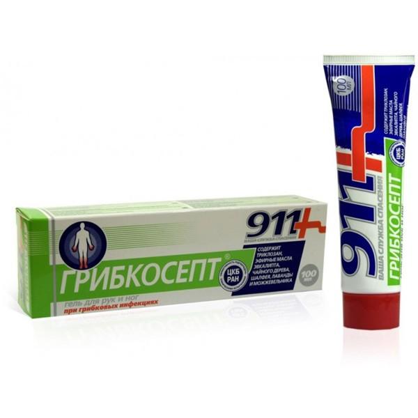 911 Crema De Bálsamo Gribkosept