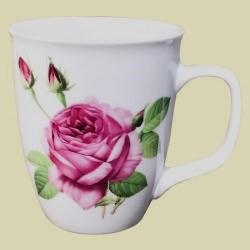 """Taza """"Rosas"""", 0,4 l"""