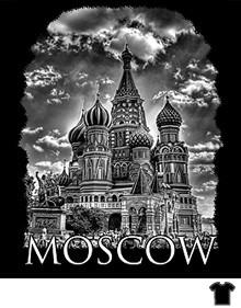 "Camiseta ""Moscu"""