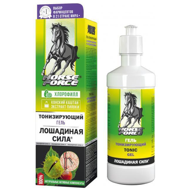 Gel para venas, Fuerza de caballo, 500 ml