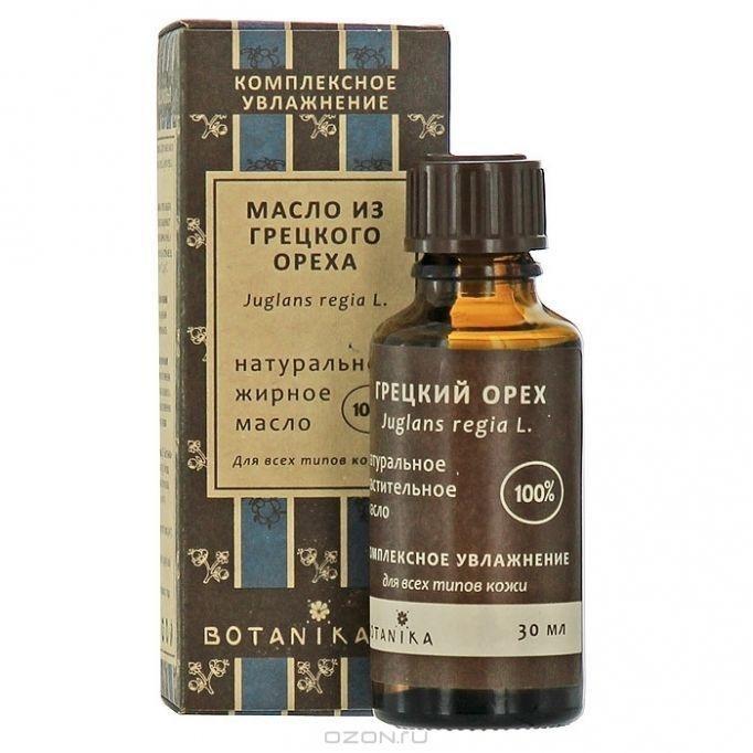 El aceite de nuez, 50 ml