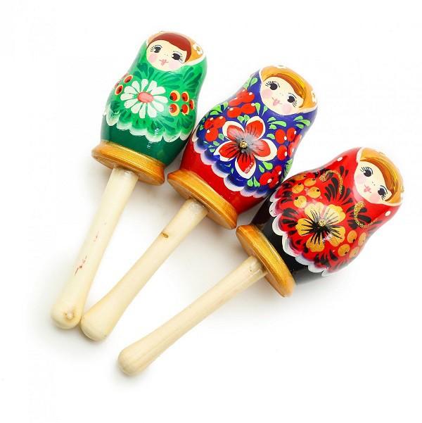 """Juguete para niños de sonido """"Matryoshka"""", 20 cm"""
