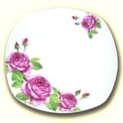 "Platos ""Rosas"", 3 und"