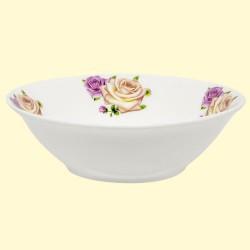"""Juego de cuencos para sopa """"Rosas"""", 6 piezas"""