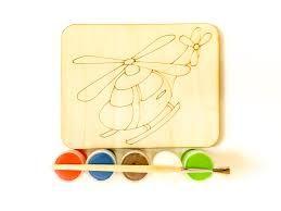 Kit Creatividad Helicóptero
