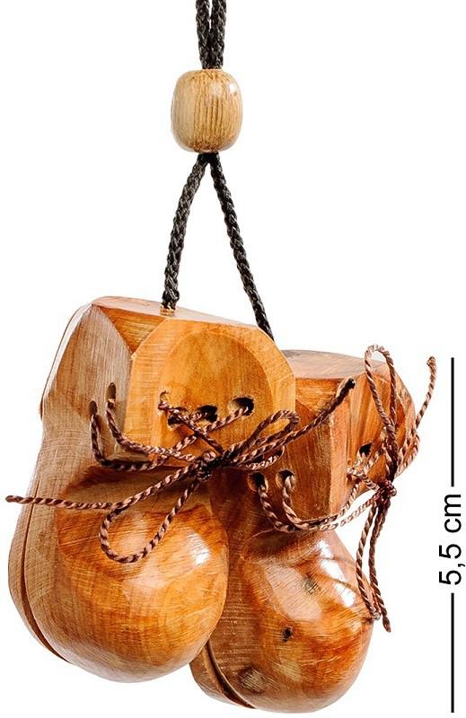 Llavero Zapatos de recuerdo, enebro