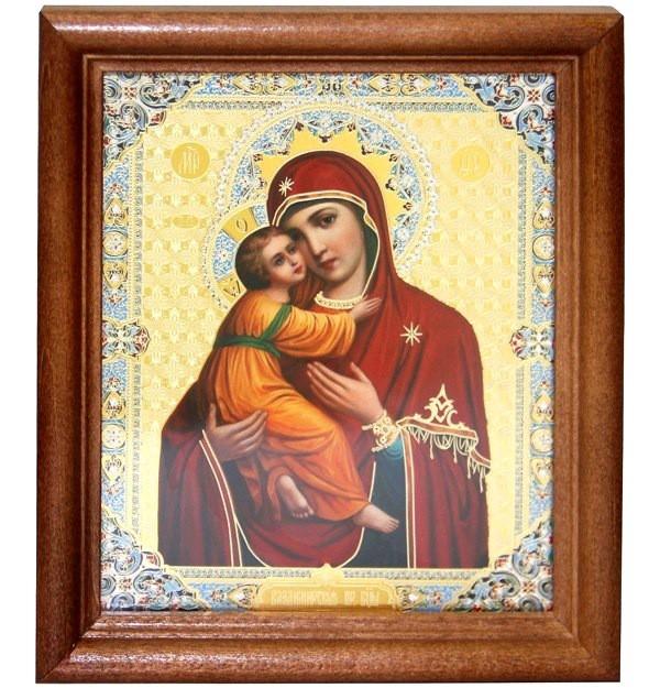 Icono  María de Vladimir13*15 cm