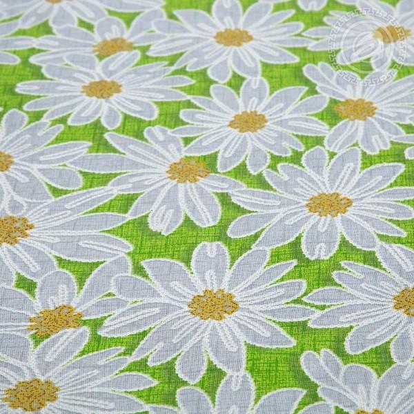"""Mantel de lino """"Margaritas"""", 150 * 180 cm"""