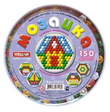 Mosaico, 150 piezas