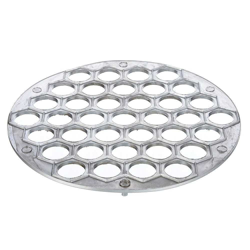 Molde para pelmeni, aluminio, 24 cm
