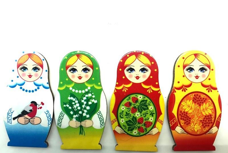 "Iman matrioshka""Temporadas"", 6 cm"