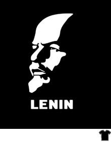 """Camiseta """"Lenin"""""""