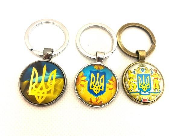 "Llavero ""Ukrania"", 6 cm"