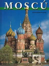 Álbum de Moscú con mapa del metro en español