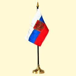 "Banderin de mesa ""Rusia"", 10х15 cm"