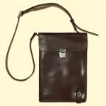 Bolsa oficial de cuero,  31x21 cm