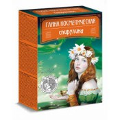 Arcilla cosmética Spirulina, 100 g