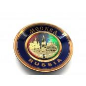 """Plato decorativo """"Moscú"""", 11 cm."""