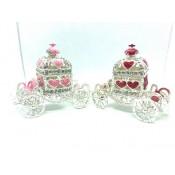El carro - caja de Fabergé, .