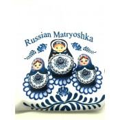 Camiseta «Muñeca rusa»