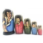 The Beatles Matryoshka, 5 muñecas