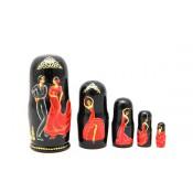 """Matrioska """"Flamenco""""12 cm"""