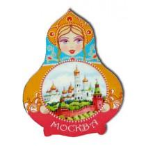 """Iman """"Matrioshka"""" con monumentos"""
