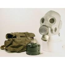 Máscara de gas militar