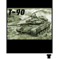 Camiseta Tanke T-90
