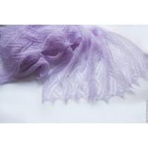 Bufanda de plumas, tamaño 150 * 75 cm