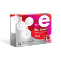 VITAMIR® vitamina E, 30 und