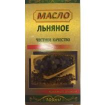 Aceite de lino, 100 ml