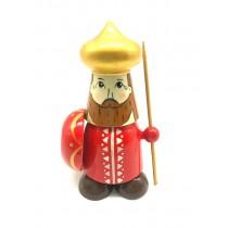 """Figura """"héroe ruso"""", 10 cm"""
