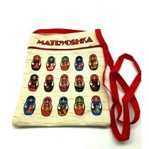 Bolso de tela Matrioskas
