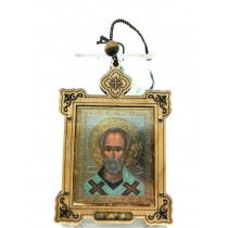 """Icono-colgante """"San Nicolas"""""""