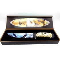 """Cuchillo souvenir """"Águila"""", 28 cm"""