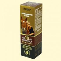 """Champú """"Fuerza del caballo"""",  500 ml para cabello dañado"""