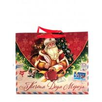 "Bolsa de papel ""Carta de Papa Noel"""