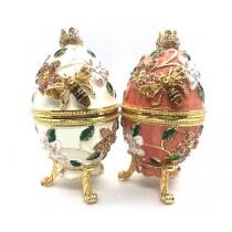 Huevo Faberge, 11cm,